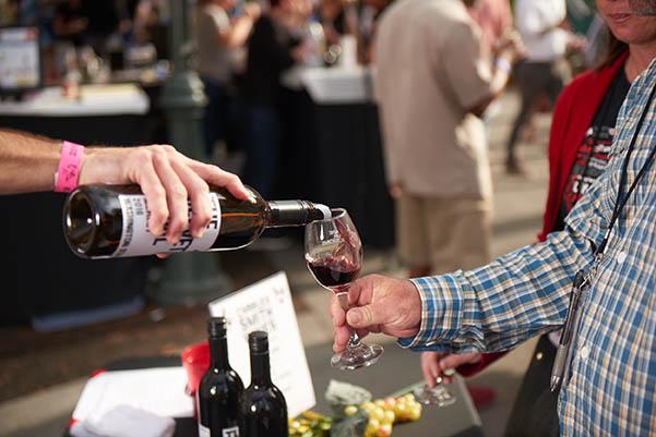 orlando wine festival 2019 pour wine